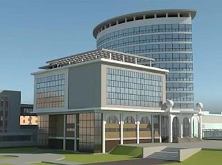 Новый корпус АлтГУ построят возле площади Сахарова в 2022–2024 годы