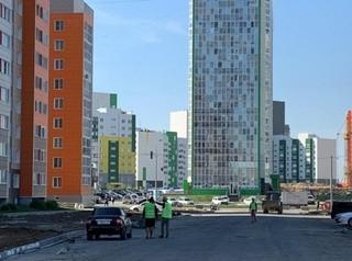 Открыто движение по новому участку улицы Солнечная Поляна в Барнауле