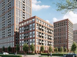 Новый жилой комплекс в центре Новосибирска начинает строить «Брусника»