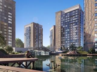 На Взлетке появится жилой комплекс с искусственным озером