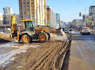 Улицу Балтийскую на подъезде к ЖК «Адмирал» и «Матрешки» расширят