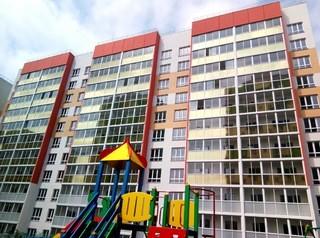 В ЖК «Кемерово-Сити» построен новый дом