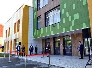 Новый детский сад открыт в микрорайоне «Стрижи»