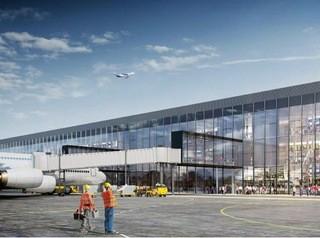 Новый терминал аэропорта «Толмачево» построят к 2022 году