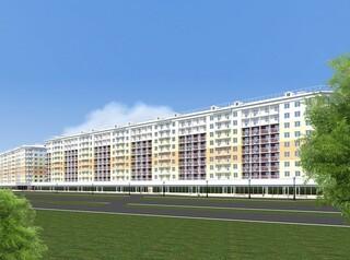 Жилой комплекс в Ангарске занял второе место в рейтинге самых больших домов Сибири