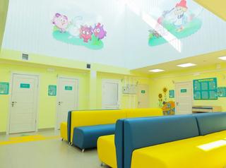 Новая детская поликлиника открылась в Улан-Удэ