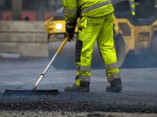 В Красноярске капитально отремонтируют улицу Ястынскую