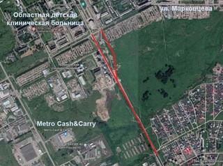 Продолжение бульвара Строителей в Кемерове появится в 2021 году