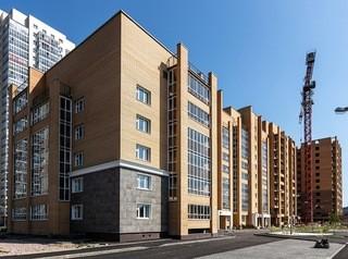 Объемы строительства жилья в Красноярском крае пока не снижаются