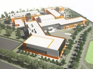 В ближайшие два года в Красноярске собираются построить восемь новых школ