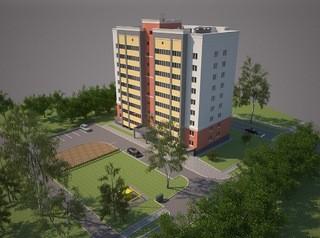 Два новых дома в Новоалтайске начали строить со счетами эскроу