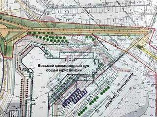 Возле Искитимской набережной построят надземный пешеходный переход