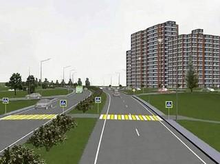 Две новые дороги построят рядом с ЖК «Верхний бульвар» в Кемерове