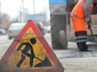 На этой неделе в Красноярске завершится первый этап дорожного ремонта