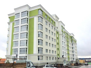 Компания «Промстрой» передает дольщикам под самоотделку квартиры в трех микрорайонах