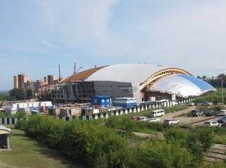 Бенди-центр в Иркутске планируют построить к марту 2020 года