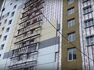 Завершается строительство хирургического корпуса томского онкодиспансера