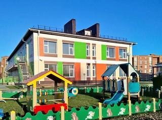 В «Северном парке» построен детский сад