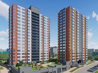 В новом видовом ЖК в центре Кемерова стартовала продажа квартир