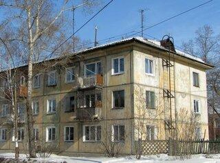 В Иркутской области пять домов серии 1-335 признали аварийными