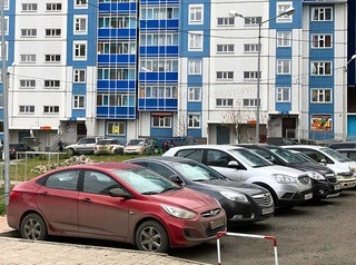 В Росстандарте нашли способ увеличить количество парковочных мест в жилых районах