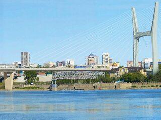 Назван срок начала строительства четвертого моста через Обь