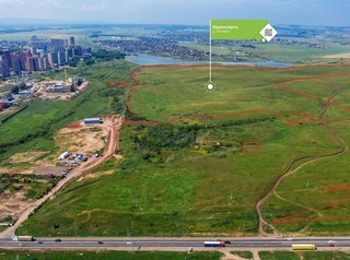Три земельных участка для ИЖС в пригороде Красноярска продадут на торгах