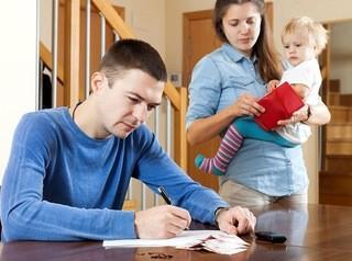 В феврале вступает в силу закон об обеспечении детей жильем при разводе
