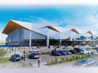 В Иркутске заложили первый камень нового терминала аэропорта