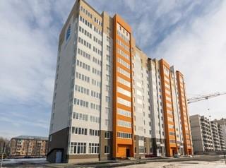 «Домстрой-Барнаул» сдал еще одну новостройку на улице Антона Петрова