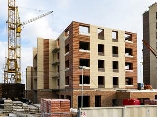 В Красноярском крае замедляются темпы строительства жилья