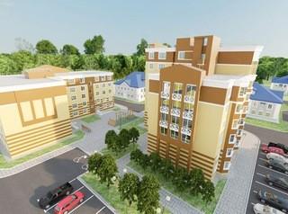 Жилой комплекс комфорт-класса построят на тихой улице в Калининском районе