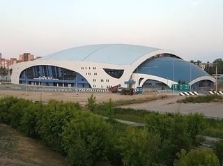Строительные работы в бенди-центре «Байкал» завершены