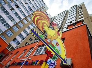 Начал работу новый детский сад на первых этажах дома в ЖК «Верхний бульвар»
