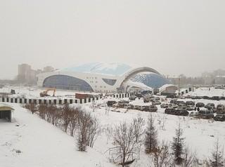 Дополнительные парковки появятся у бенди-центра во время Чемпионата мира по хоккею с мячом