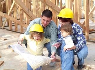 Материнский капитал разрешили использовать на строительство дома на садовом участке
