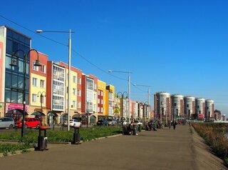 В Иркутске требуют снести пристрой к жилым домам на Лисихинской набережной