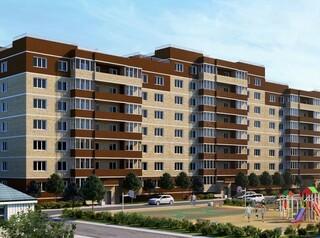 В Иркутске-2 начали строить новый жилой комплекс