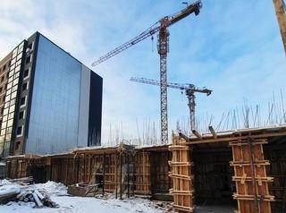 Девять застройщиков начали строить новые дома в Иркутске