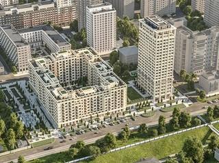 В новой 24-этажной башне квартала «На Декабристов» скоро стартуют продажи