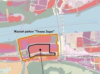 Проект планировки южной части района «Тихие Зори» предложили отправить на доработку