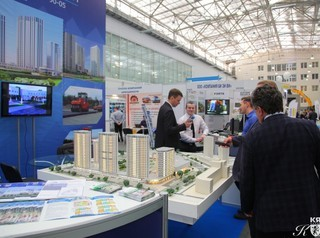 В Красноярске открылась крупнейшая строительная выставка