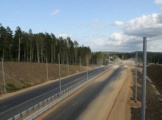 Байкальский тракт под Иркутском реконструируют до 29-го километра