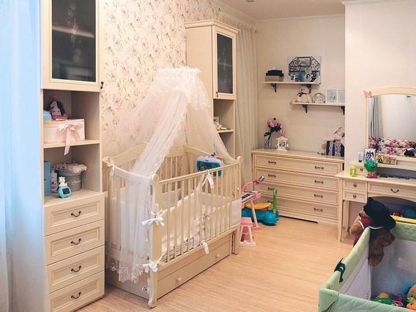 Детская комната до подготовки квартиры к продаже