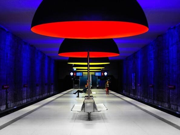 Станция метро Westfriedhof (Мюнхен)
