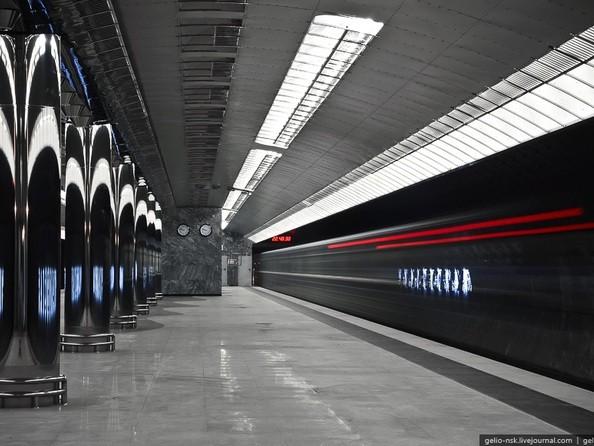 Станция метро «Чкаловская» (2011) Екатеринбург