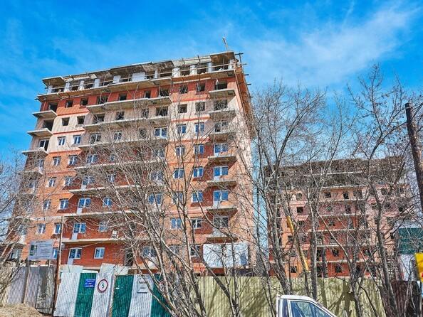 Фото Жилой комплекс УСПЕНСКИЙ-3, б/с 1 , Ход строительства 22 апреля 2019