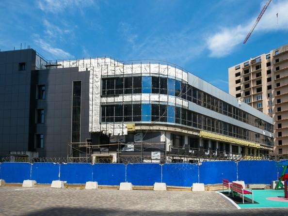 Фото Жилой комплекс Офисно-деловой центр БИЗНЕС ПОРТ, SKY SEVEN, Ход строительства 25 июня 2018