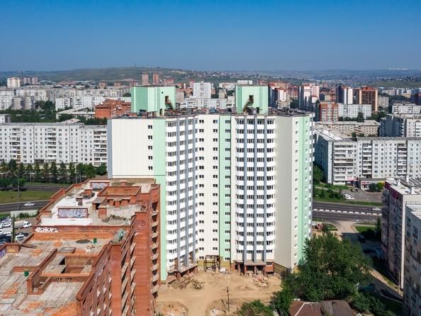 Фото Копылова, 5 дом, 1 оч, Ход строительства 5 августа 2019