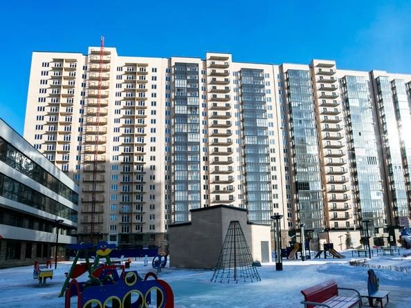 Фото Жилой комплекс SKY SEVEN, б/с 7, 2 оч, Ход строительства 8 февраля 2019